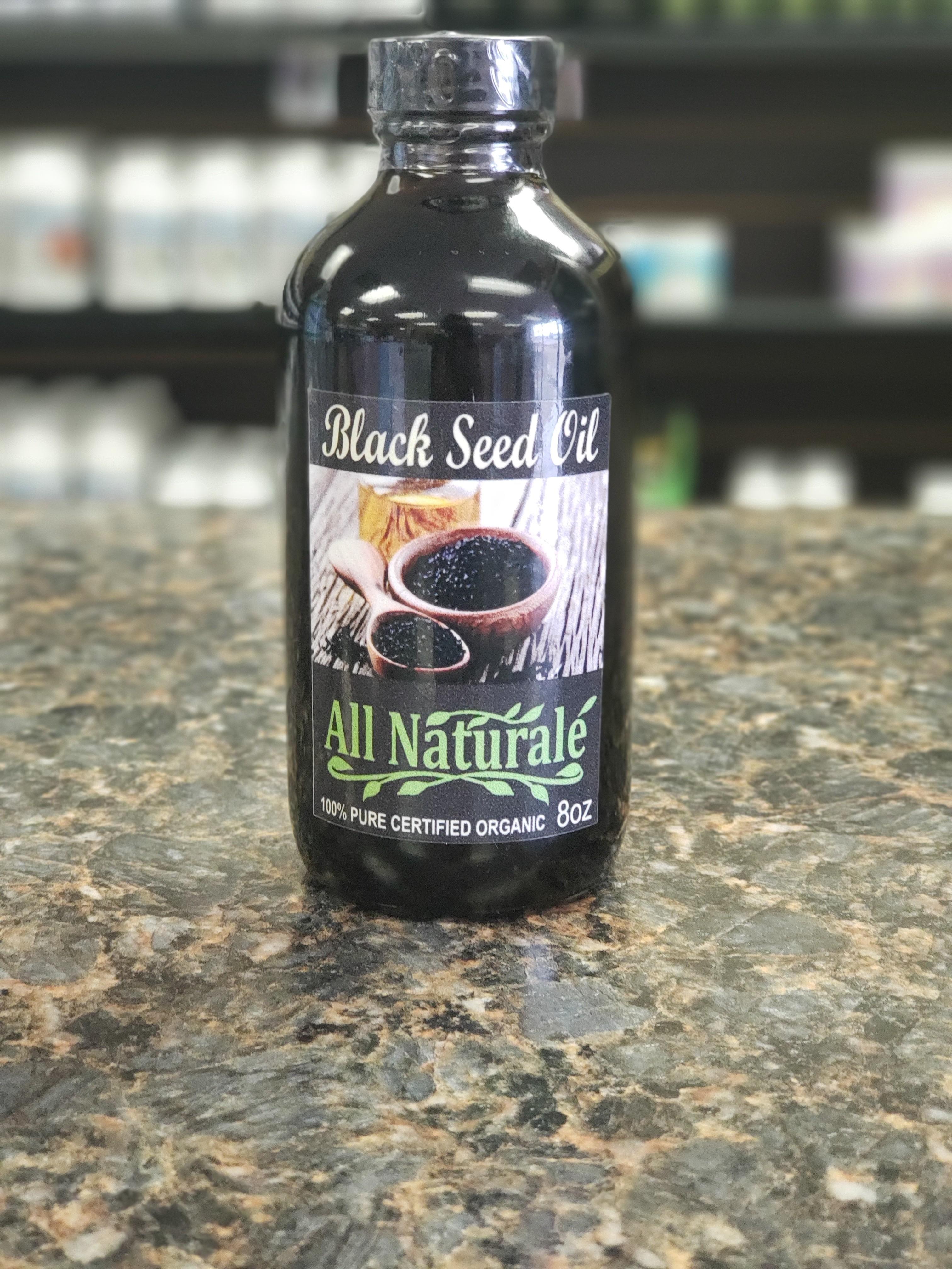 Black Seed Oil 8 oz