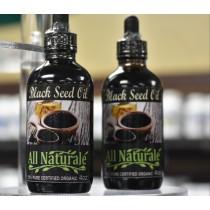 Black Seed Oil 4 oz