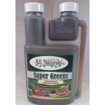 All Naturale Liquid Super Greens (10 oz)